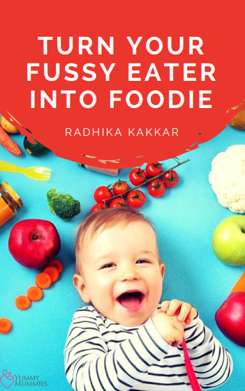 Turn your fussy eater into a foodie